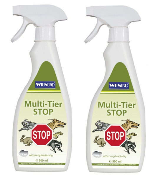 Multi-Tier-Stop 2x500 ml